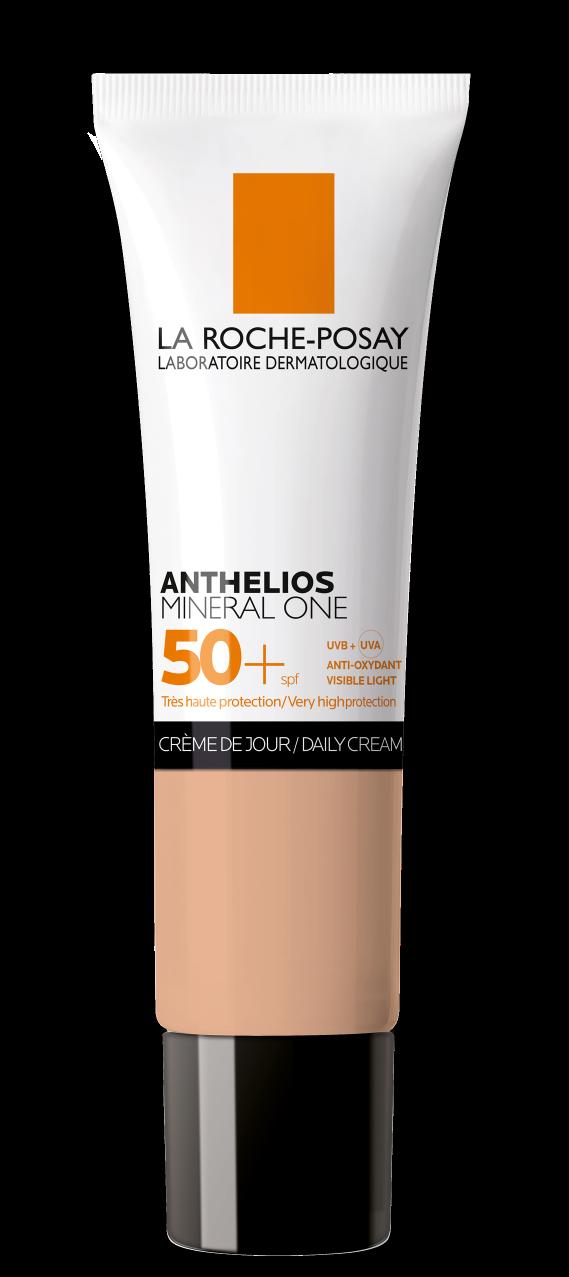 anthelios Mineral One spf 50 protetor solar com cor