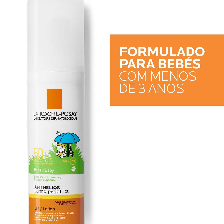 protetor solar para bebés e crianças com pele atópica anthelios dermo pediatrics