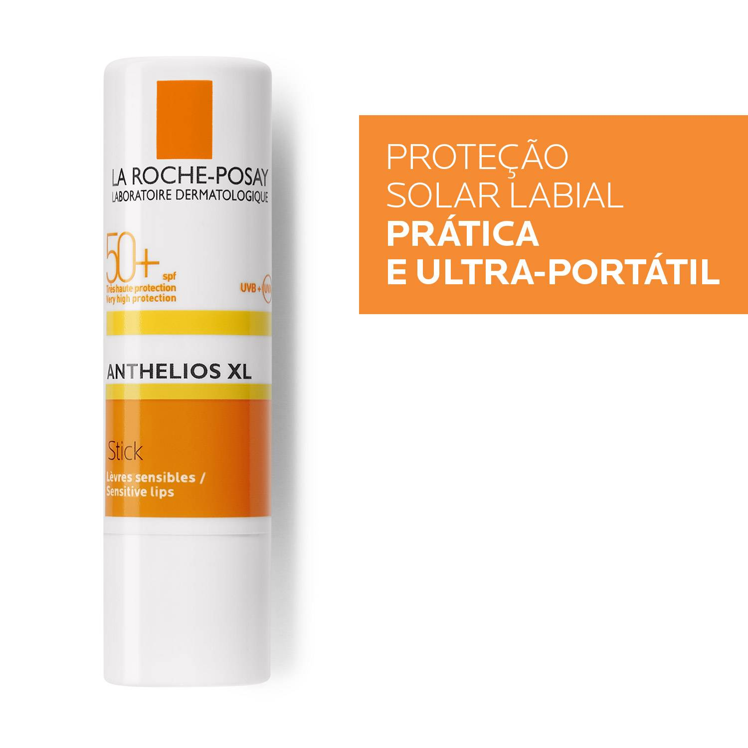 La Roche Posay ProductPage Sun Anthelios XL Stick Sensitive Area Spf50