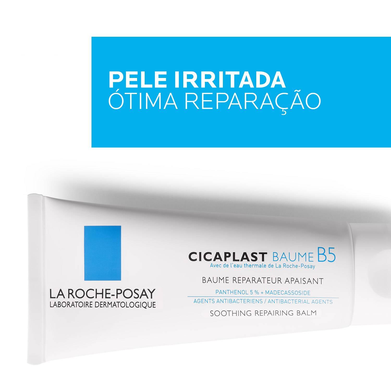 cicaplast baume b5 100ml reparação da pele irritada