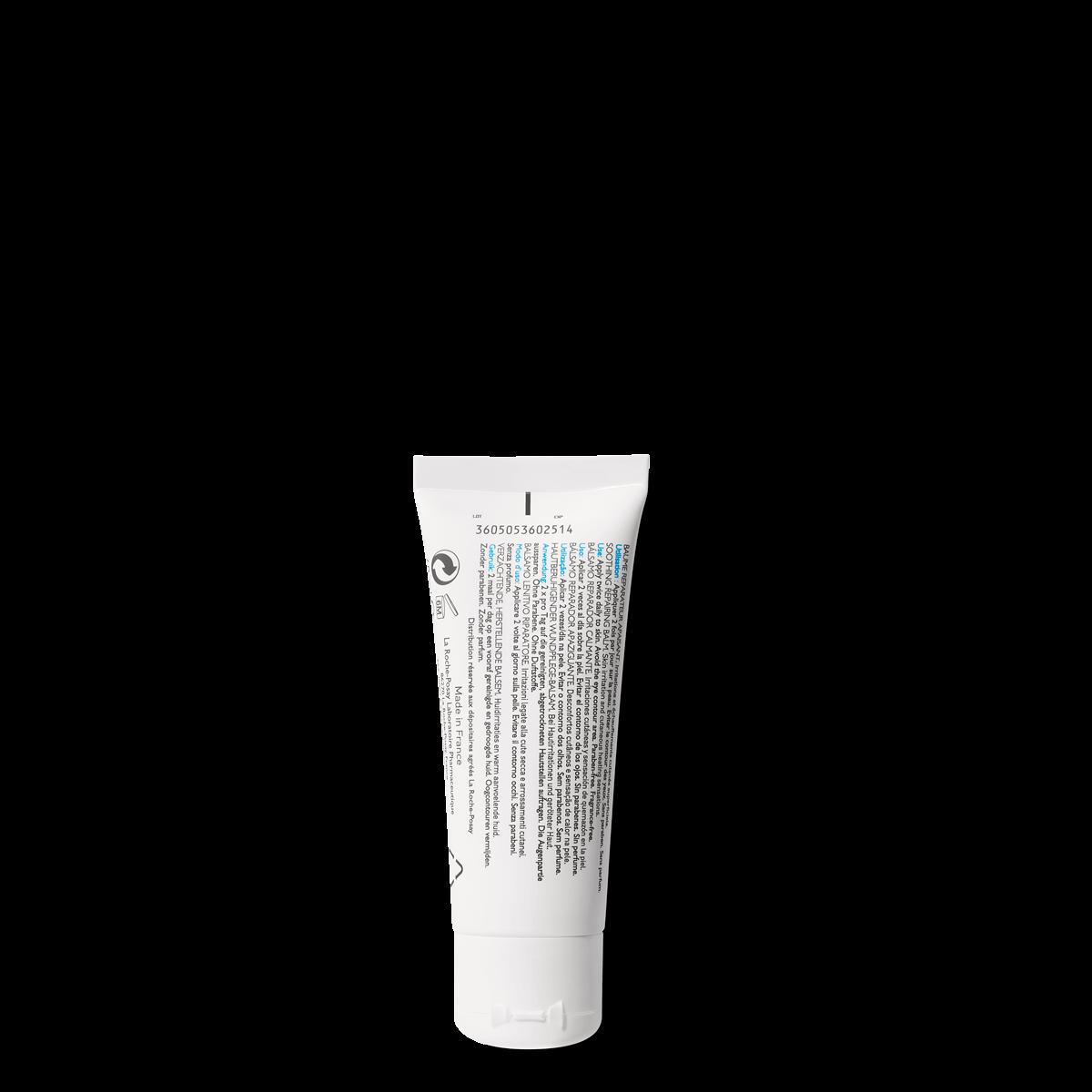 cicaplast baume b5  40ml rótulo embalagem