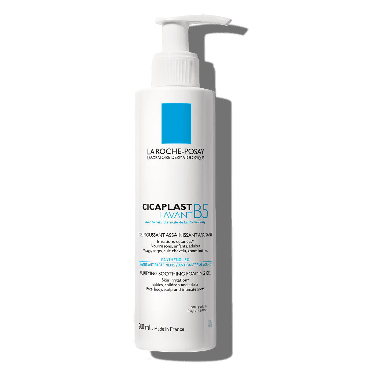 La Roche Posay ProductPage Damaged Cicaplast Lavant B5 200ml 333787554