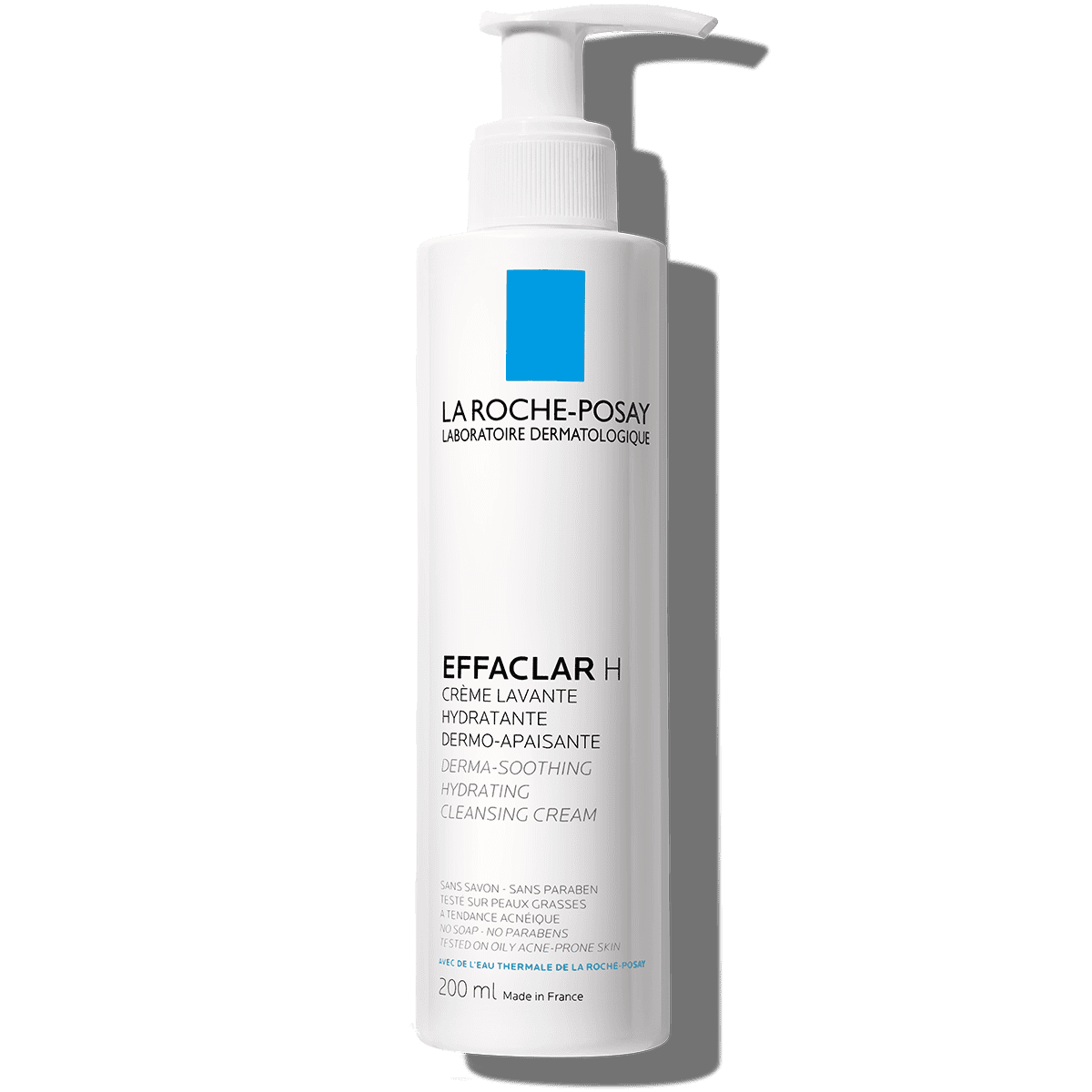 La Roche Posay Face Cleanser Effaclar H Cleansing Cream 200ml 33378753