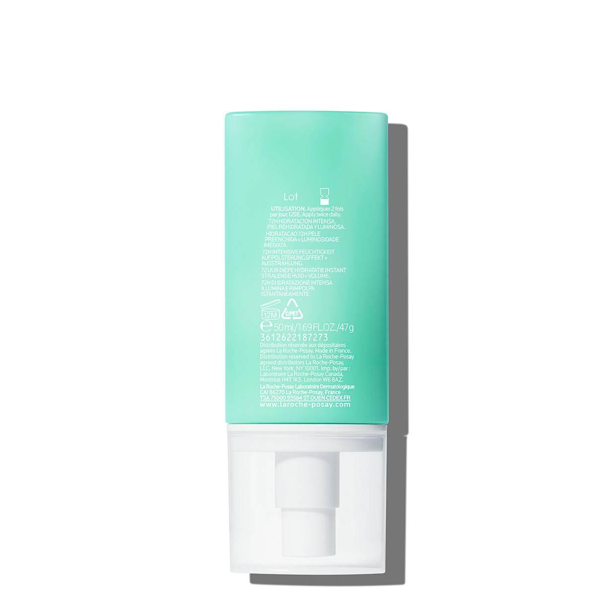 creme hidratante ligeiro hydraphase rótulo