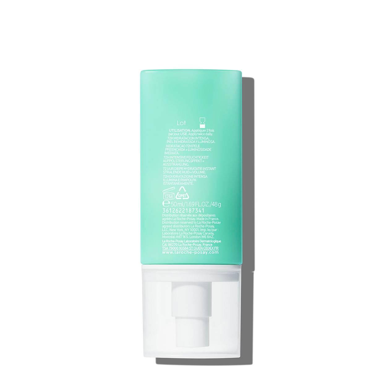 creme hidratante rosto rico hydraphase rótulo