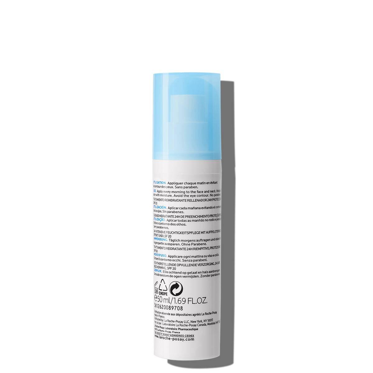 La Roche Posay ProductPage Hydraphase UV Intense Rich Spf20 50ml 33378