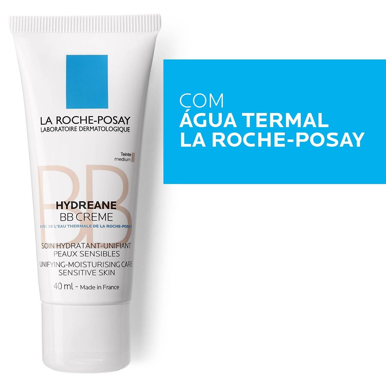 Hydreane BB Cream Médio | La Roche-Posay