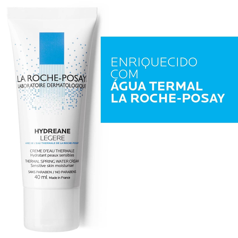 Hydreane Creme Ligeiro | La Roche-Posay