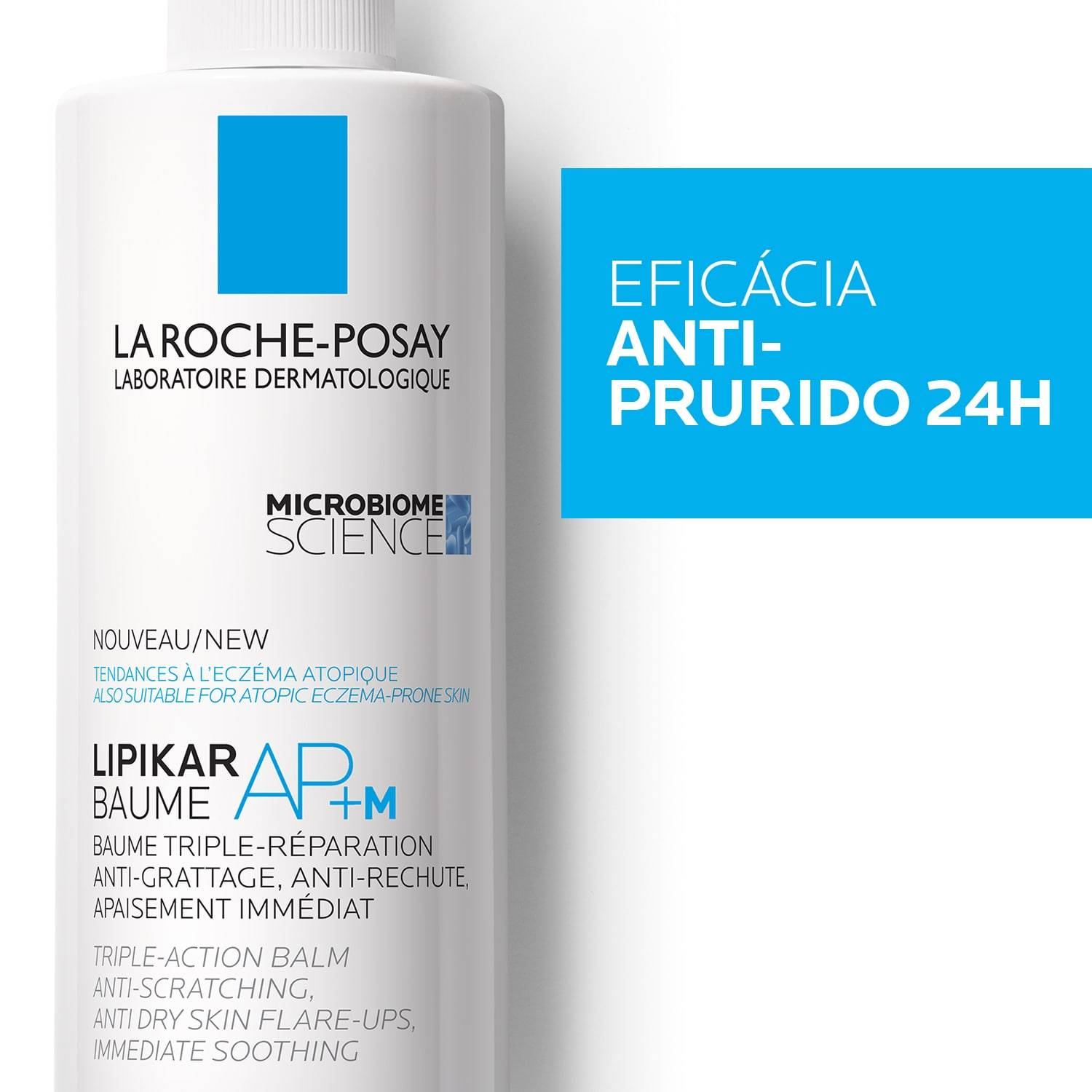 La Roche Posay Body Care Lipikar Baume AP 400ml 3337872418570 Zoomed F