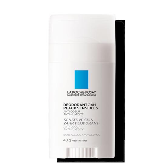 desodorizante em stick 24h pele sensível la roche posay