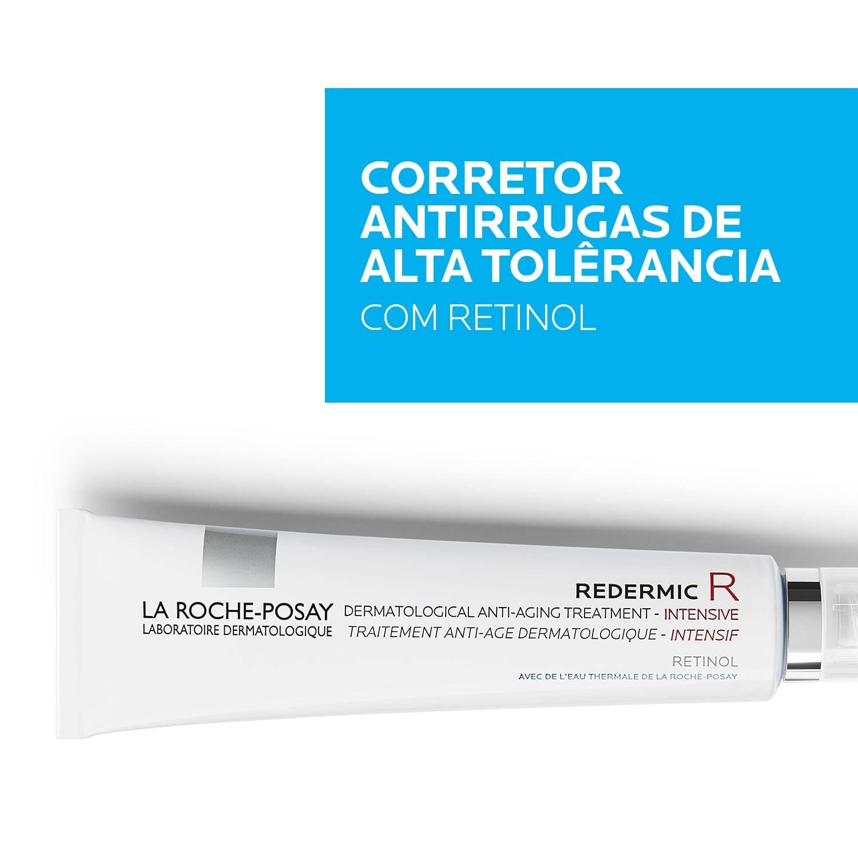 Redermic Retinol Concetrado Antienvelhecimento | La Roche-Posay
