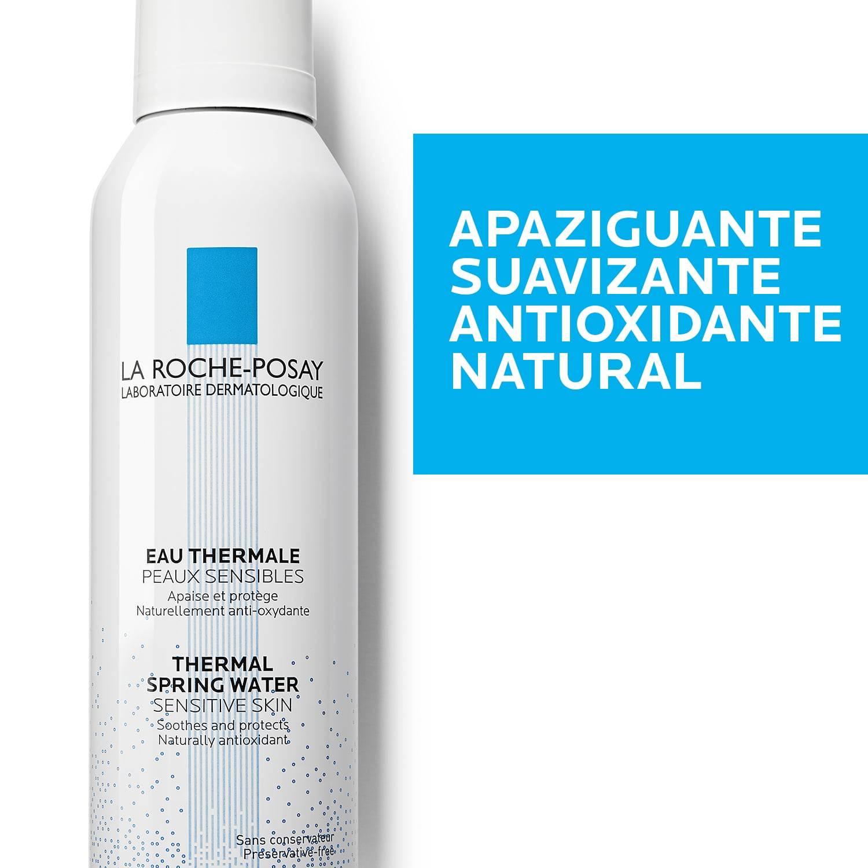 água termal la roche posay apaziguante suavizante antioxidante natural