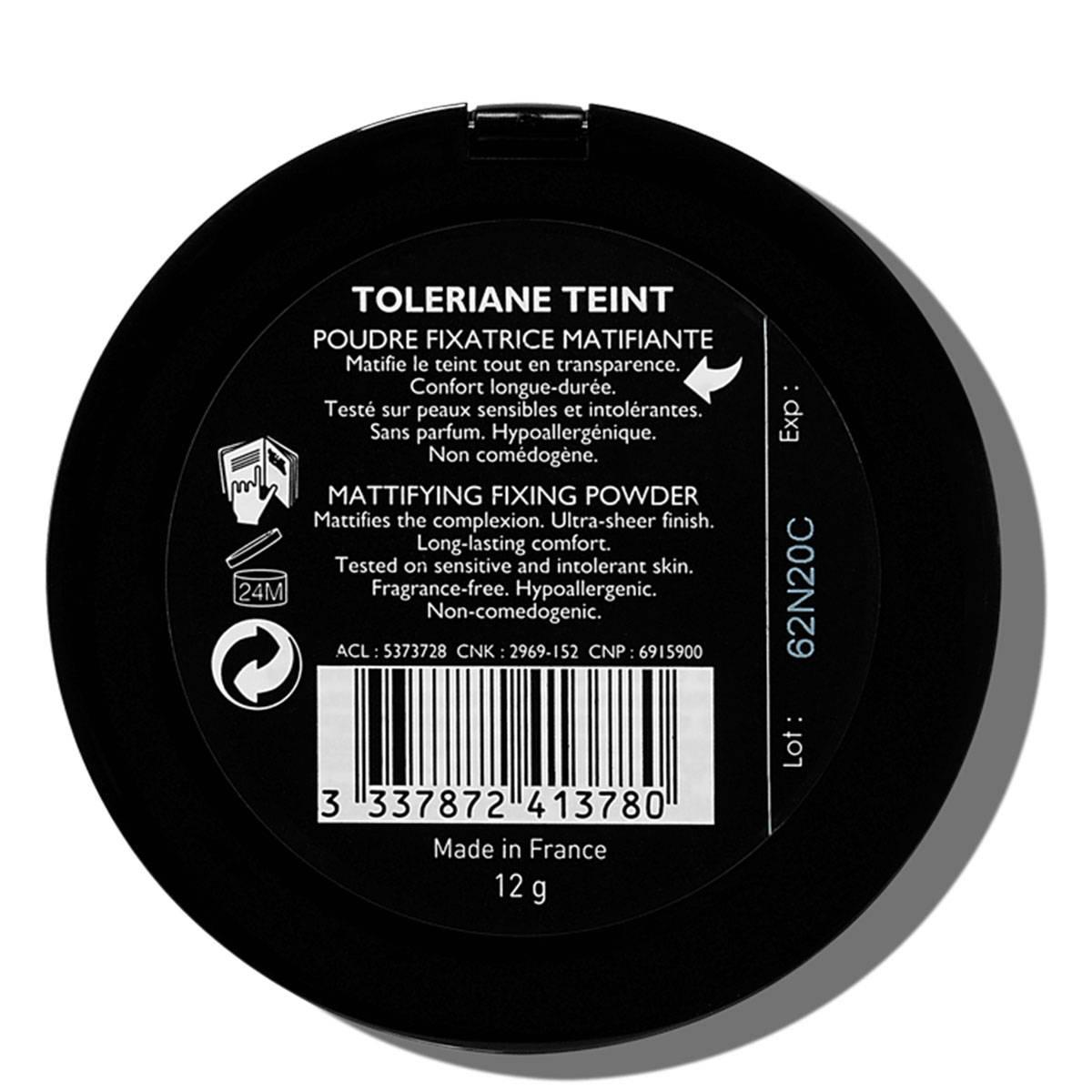 La Roche Posay Sensitive Toleriane Make up TEINT_Fixation 3337872413780