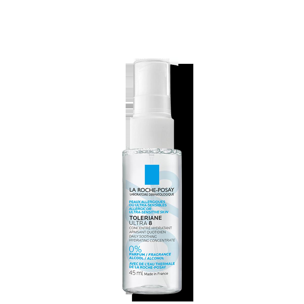 toleriane ultra 8 concentrado hidratante apaziguante para pele alérgica