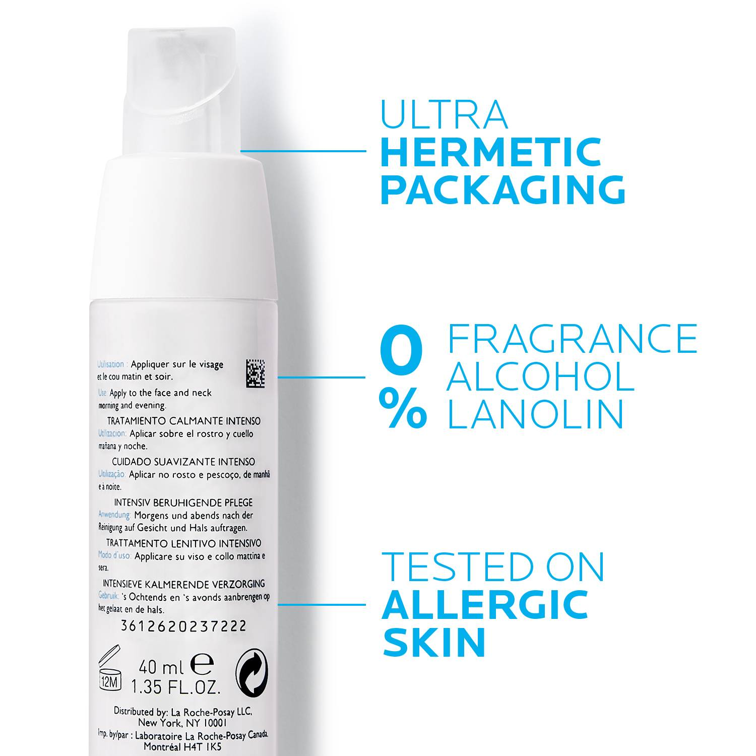 La Roche Posay ProductPage Toleriane Ultra 40ml 3337872412486 Zoomed B