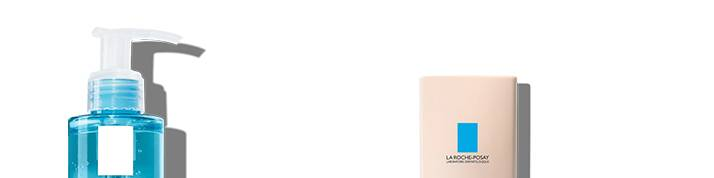 La Roche Posay rosaliac range page bottom